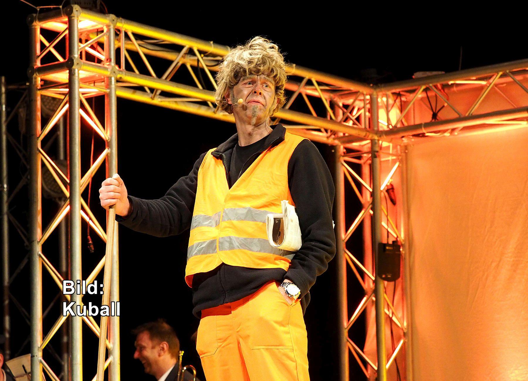 Fasnet Eröffnungsball Horb 5.2.2017.Bilder: Kuball