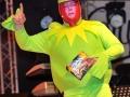 Applaus, Applaus Applaus- Locke Kermit führte durch den Abend