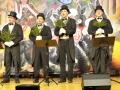 Der kleine grüne Bonde wurde von den Comedien Harmonists besungen