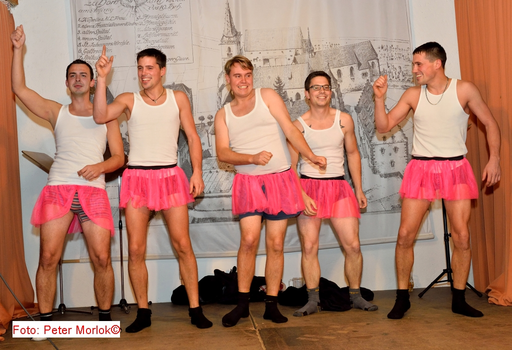 Tanzhexen das war gestern - Schurgen erobern die Frauenherzen 1