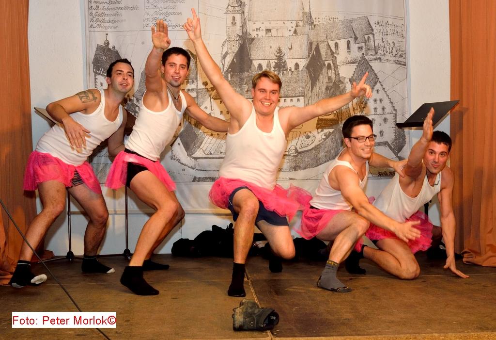 Tanzhexen das war gestern - Schurgen erobern die Frauenherzen 2