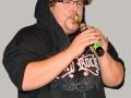 Alex -Locke- Guth - immer gut für eine musikalische Einlage -s-